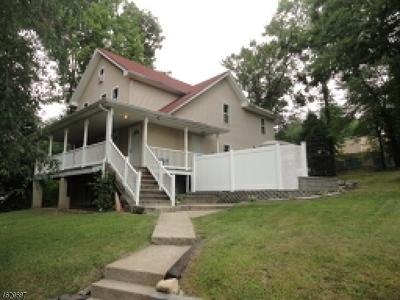 Stanhope Boro Multi Family Home For Sale: 169 State Route 183