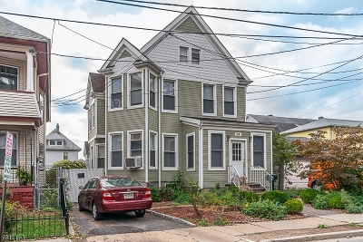 Elizabeth City Single Family Home For Sale: 26 Rosewood Pl