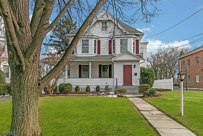 Westfield Town Single Family Home For Sale: 526 E Broad St