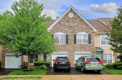 Bernards Twp. Condo/Townhouse For Sale: 31 Cannon Ct