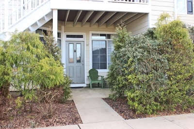 Bedminster Twp. Condo/Townhouse For Sale: 37 Wescott Rd