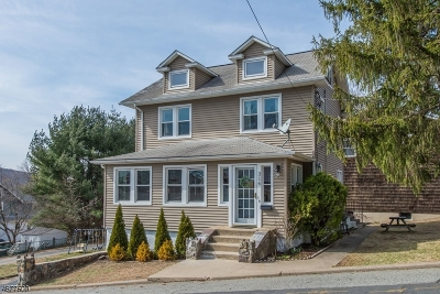 Boonton Town Single Family Home For Sale: 316 Highland Ave