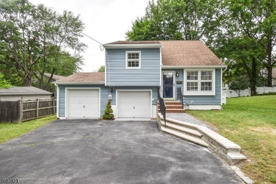 Parsippany-Troy Hills Twp. Single Family Home For Sale: 5 Barnsboro Rd