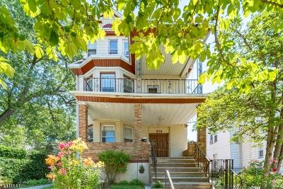 Newark City Multi Family Home For Sale: 575-577 Highland Ave