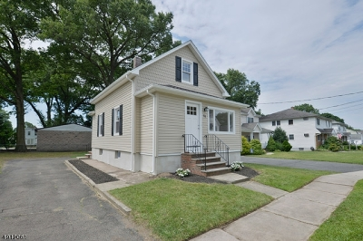 Hawthorne Boro NJ Single Family Home For Sale: $349,000