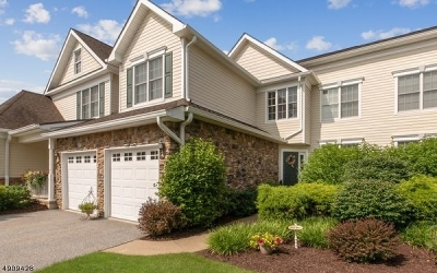 Hardyston Twp. Condo/Townhouse For Sale: 61 Briar Ct