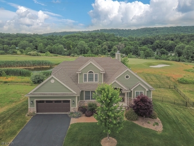 Hardyston Twp. Single Family Home For Sale: 27 Woodcott Dr