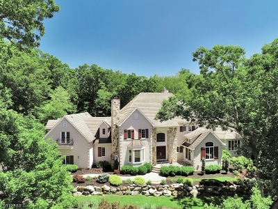 Montville Twp. Single Family Home For Sale: 9 Pennbrook Court