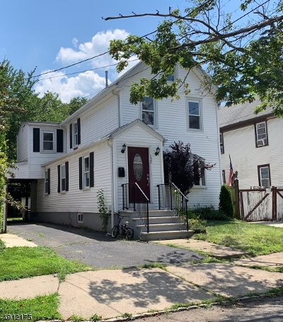 Bound Brook Boro Single Family Home For Sale: 132 Linden Ave