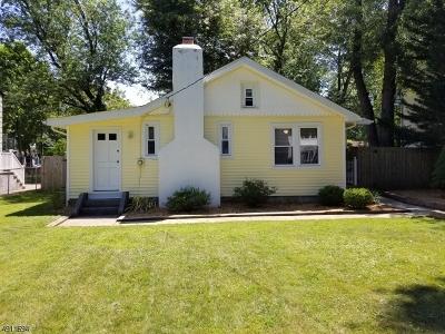 Parsippany Single Family Home For Sale: 77 Hiawatha Blvd