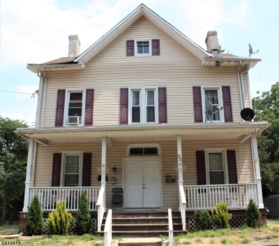 Somerset County Multi Family Home For Sale: 20 Mechanic St