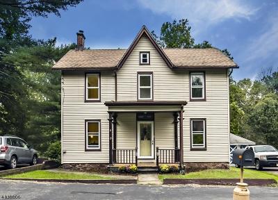 Franklin Twp. Single Family Home For Sale: 19 Landsdown Rd