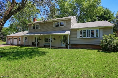 Bridgewater Twp. Single Family Home For Sale: 274 Floral Dr