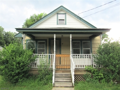 Franklin Boro Single Family Home For Sale: 49 Davis Rd