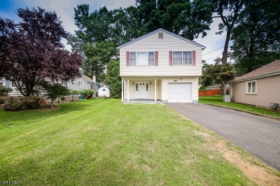 Parsippany Single Family Home For Sale: 399 Allentown Rd