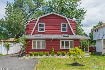 Parsippany-Troy Hills Twp. Single Family Home For Sale: 10 Dacotah Ave