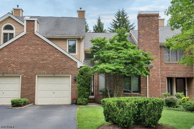 Montville Twp. Condo/Townhouse For Sale: 16 Lenox Ct