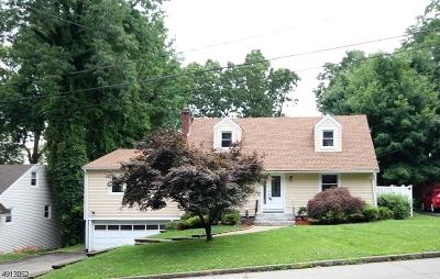 Wayne Twp. Single Family Home For Sale: 22 Archung Rd