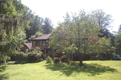 Hunterdon County Single Family Home For Sale: 73 Country Acres Dr
