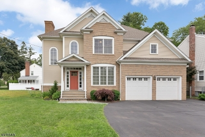 Scotch Plains Twp. Single Family Home For Sale: 511 Westfield Road