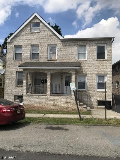 Elizabeth City Multi Family Home For Sale: 827 Martin St