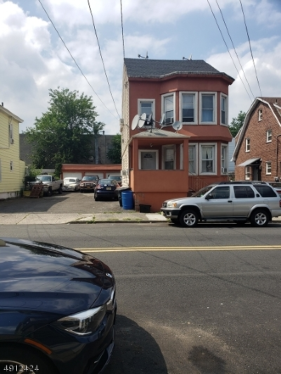 Paterson City Multi Family Home For Sale: 109-111 Gould Ave