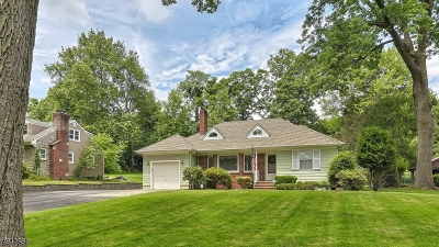 Wayne Twp. Single Family Home For Sale: 353 Parish Dr