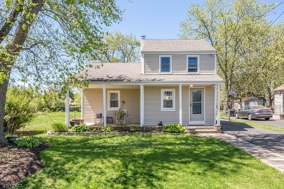 Bridgewater Twp. Single Family Home For Sale: 174 Oak St