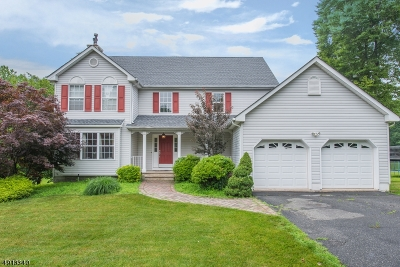 Rockaway Twp. Single Family Home For Sale: 44 Sherbrook Drive