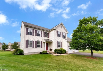 Franklin Twp. Single Family Home For Sale: 5 Foxfield Ct