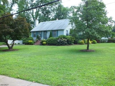 Hanover Single Family Home For Sale: 162 Cedar Knolls Rd