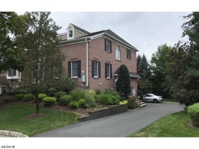 Wayne Twp. Condo/Townhouse For Sale: 56 Spring Hill Cir