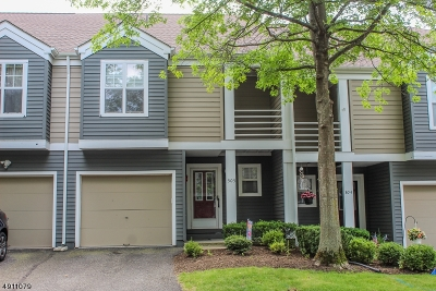Bridgewater Twp. Condo/Townhouse For Sale: 303 Greenfield Rd