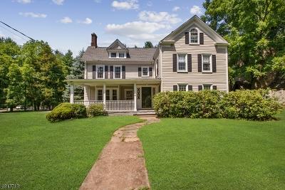 Florham Park Boro Single Family Home For Sale: 87 Ridgedale Avenue