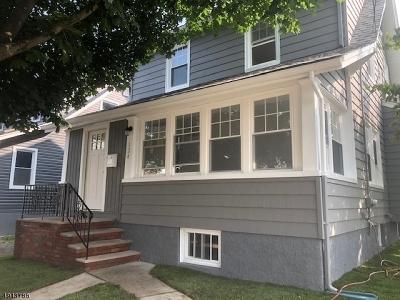 Totowa Boro Single Family Home For Sale: 124 Boyle Ave