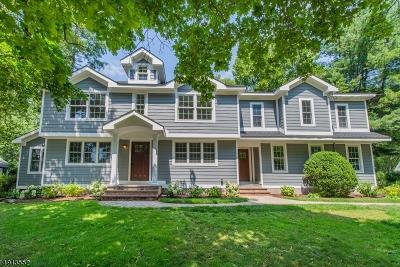 Chatham Boro Single Family Home For Sale: 8 Kimball St