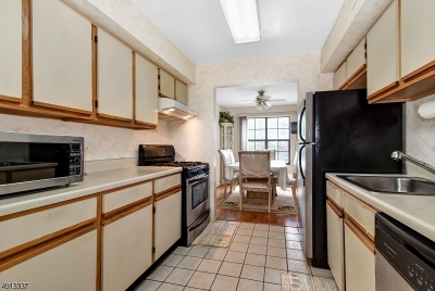 Edison Twp. Condo/Townhouse For Sale: 5 Malvern Way