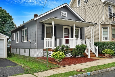 Bound Brook Boro Single Family Home For Sale: 27 John St