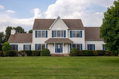 Franklin Twp. Single Family Home For Sale: 9 Pleasant View Manor Rd