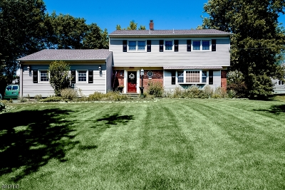 West Caldwell Twp. Single Family Home For Sale: 10 Knoll Pl