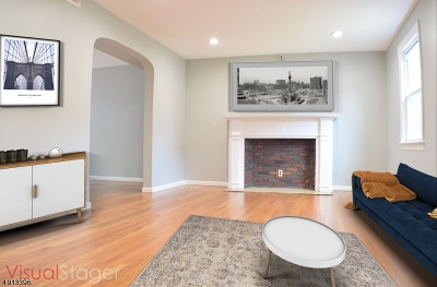 Hillside Twp. Single Family Home For Sale: 1592 Wyndmoor Ave