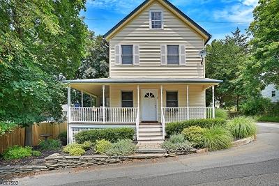 Peapack Gladstone Boro Single Family Home For Sale: 7 Jackson Ave