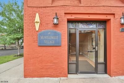 Paterson City Condo/Townhouse For Sale: 79-93 Montgomery St #2F