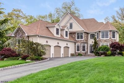 Livingston Twp. Single Family Home For Sale: 2 Mellon Pl