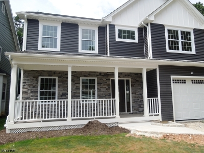 Scotch Plains Twp. Single Family Home For Sale: 214 Mountainview Ave