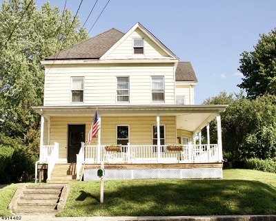 Rockaway Boro Single Family Home For Sale: 50 Franklin Ave