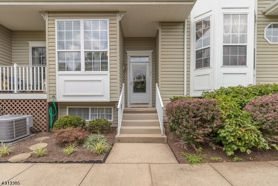 Raritan Twp. Condo/Townhouse For Sale: 23 Briar Lane