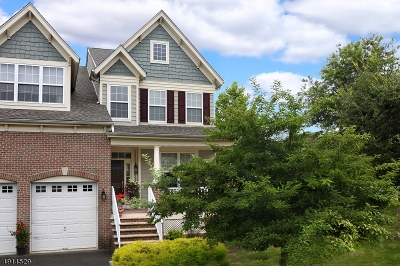 Lambertville City Condo/Townhouse For Sale: 616 Heath Ct