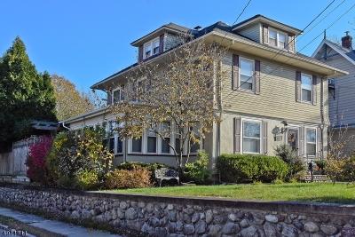 Boonton Town Single Family Home For Sale: 604 Washington St