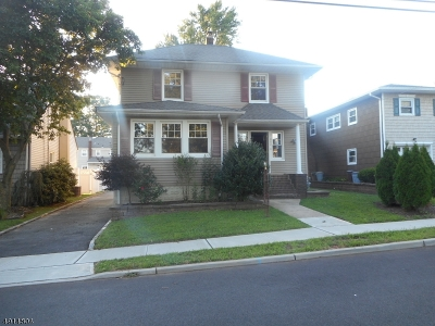 Union Twp. Single Family Home For Sale: 862 Garden St